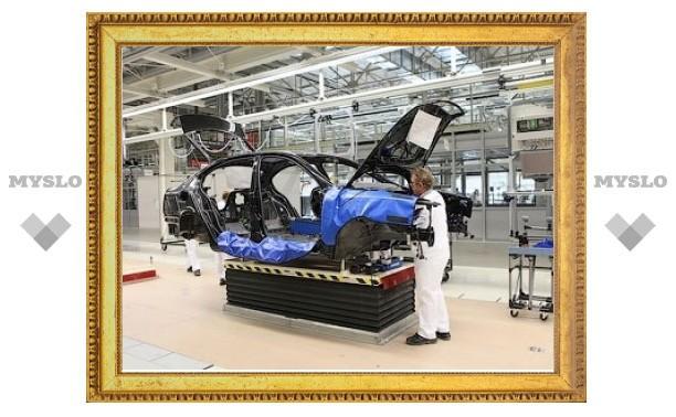 """Автомобили Volkswagen будут выпускать на """"ГАЗе"""""""