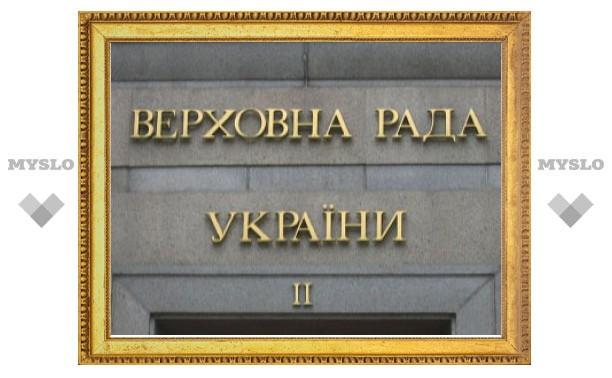 Националисты пригрозили Раде неповиновением за легализацию русского языка