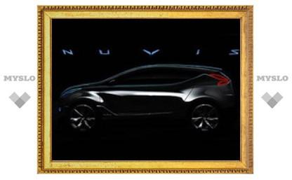 Hyundai покажет прототип нового кроссовера