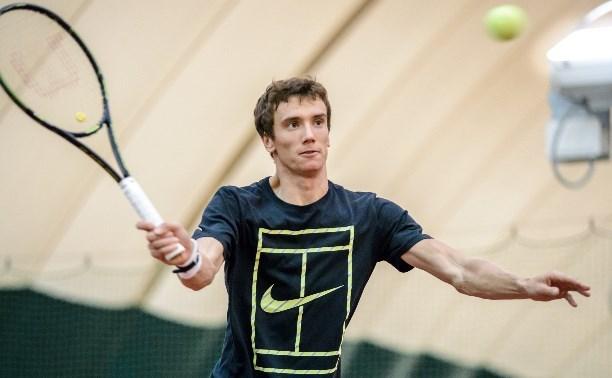 Тульский теннисист Андрей Кузнецов обыграл четвертую ракетку мира