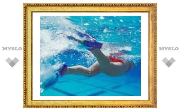 Тульские пловцы снова лучшие