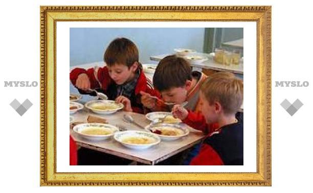 Тульских школьников будут кормить бесплатно