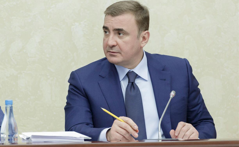 Алексей Дюмин предложил изменить метод распределения бюджетных дотаций между регионами
