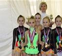 Тульские гимнастки успешно выступили в Иваново