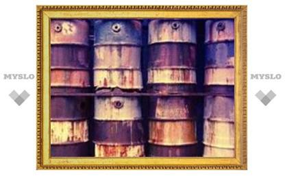 Нефть торгуется на уровне $122 за баррель