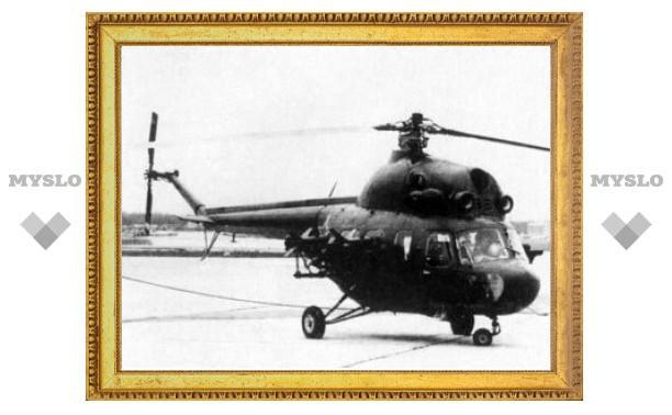 """При поисках """"Прогресса"""" нашли разбившийся 30 лет назад вертолет"""