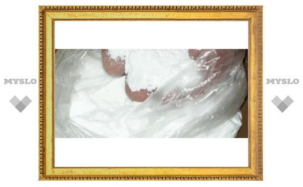 В Туле изъяли 123 килограмма наркотиков