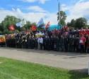Тульские пожарные в десятке лучших в ЦФО
