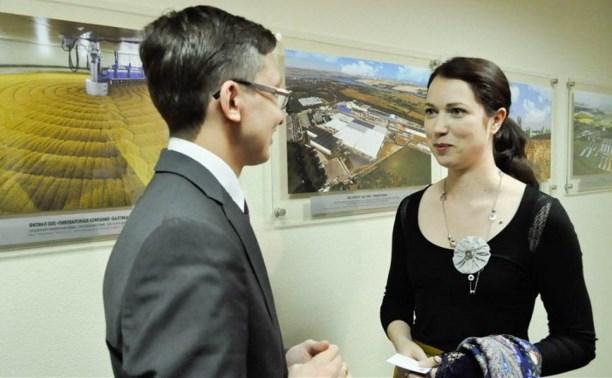 В Корпорации развития обсудили перспективы сотрудничества Тульской области с ФРГ
