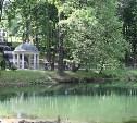 В Платоновском парке Тулы восстанавливают каскадные пруды