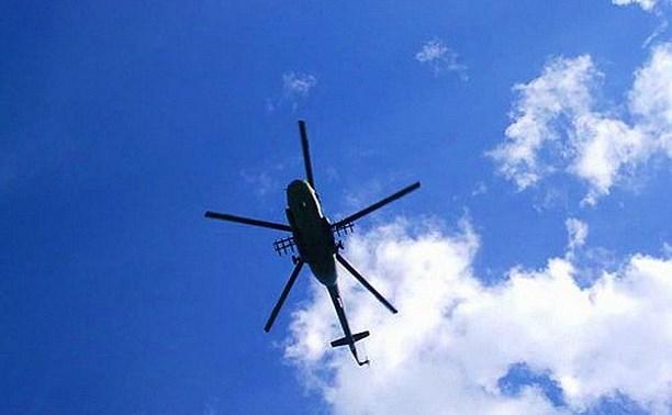 Белёвские спасатели ищут пропавшее с радаров воздушное судно
