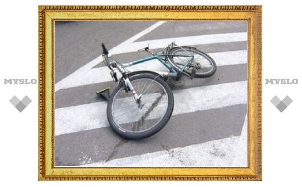 """Под Тулой рецидивист """"угнал"""" детский велосипед"""
