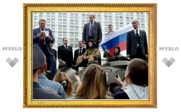Туляк снялся в фильме про Ельцина