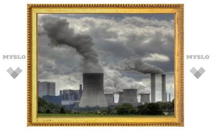 В Новомосковске филиал ООО «Саф-Нева» загрязняет окружающую среду