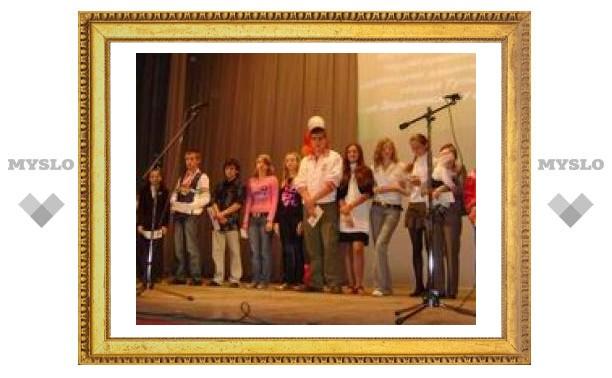 В Заречье поздравили талантливых детей