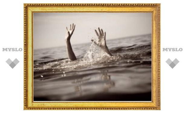 Под Тулой утонули парень и девушка