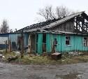 Жители Скуратово боятся сгореть в своих старых бараках