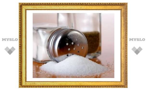 Соль оказалась антидепрессантом