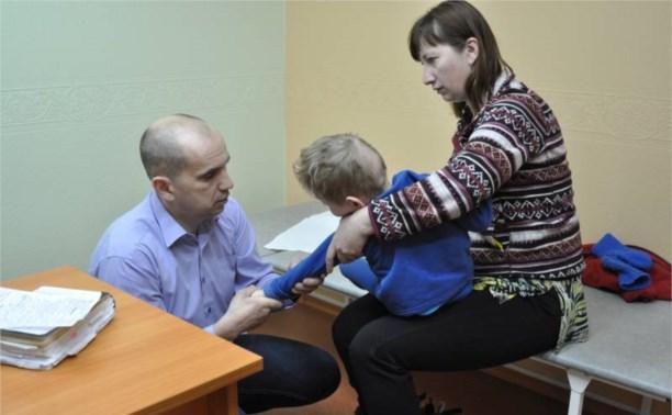 Тульские хирурги в Мурманске делают уникальные операции детям с ДЦП