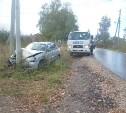 В Туле в результате ДТП пострадала пассажирка Zaz Sens