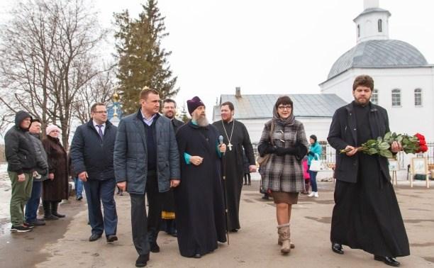 В селе Себино прошёл день памяти святой Матроны Московской