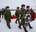 Тульские поисковики помогли захоронить на родине без вести пропавшего солдата
