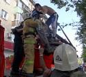 В Туле пожарные эвакуировали жителей пятиэтажки