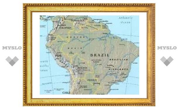 Угроза цунами в Южной Америке отменена