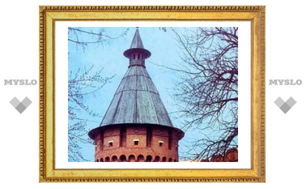 Тульский кремль попадет на деньги