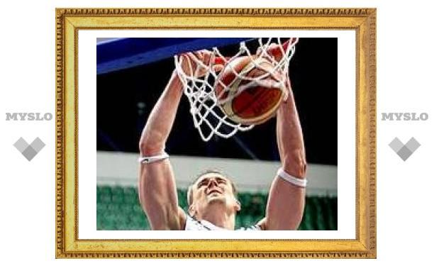 Тульские ветераны баскетбола готовятся к турниру