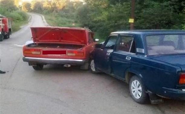 В ДТП в Одоеве пострадал 28-летний мужчина