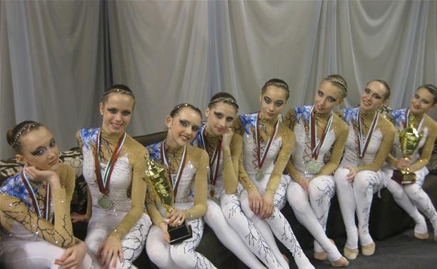 «Роксэт» поедет на чемпионат мира по эстетической гимнастике