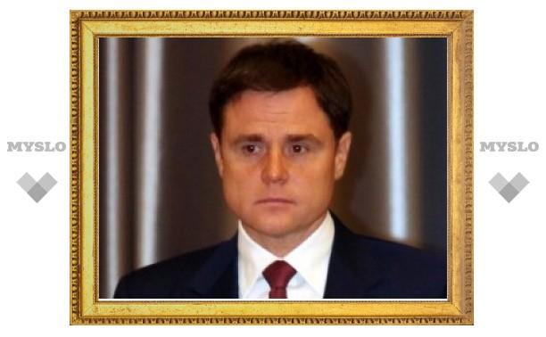 Владимир Груздев едет с инспекцией в районы Тульской области
