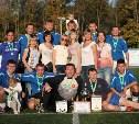 Кубок «Слободы» – 2015 завоевала команда «Источник жизни»
