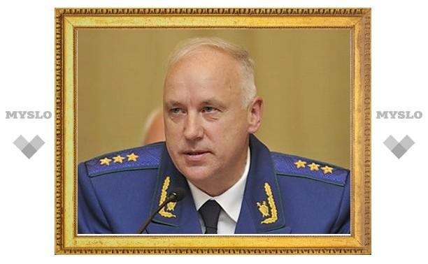 Александр Бастрыкин требует от областных сыщиков найти убийц тульских предпринимателей