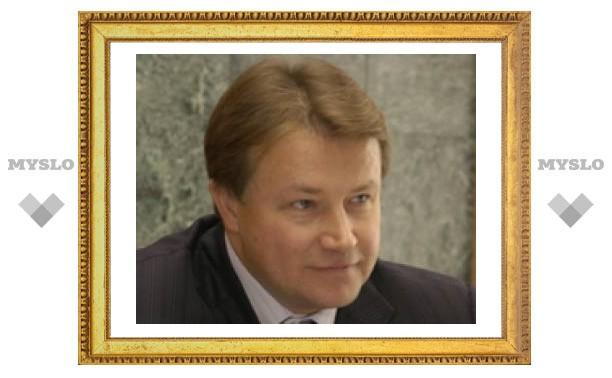 Тульский губернатор заложил новый завод