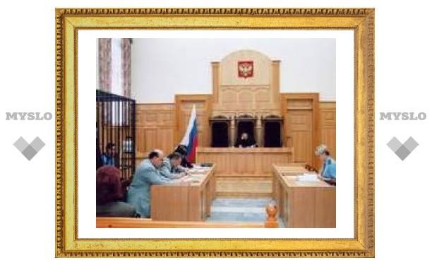 Тульского инвалида осудили за взятку