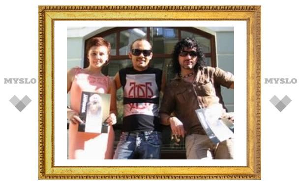 """Стилисты из """"Имидж"""" попали на закрытый мастер-класс Tony&Guy-2008"""
