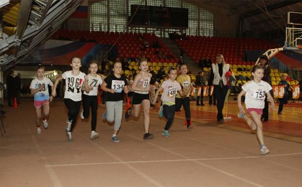 Тульские легкоатлеты начали отбор на финал «Шиповки юных»