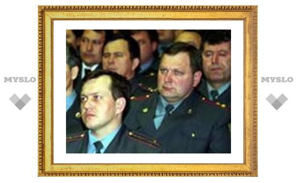 Тульские гаишники отправились в Чечню