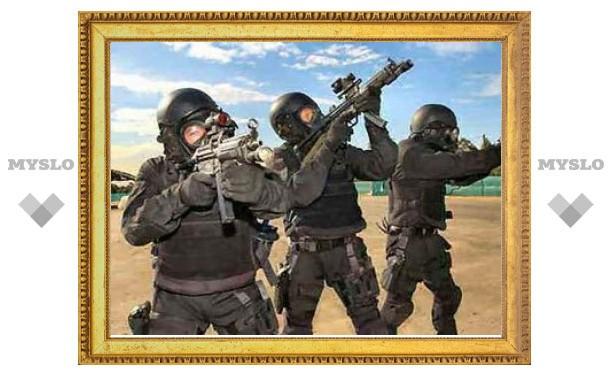 Британский спецназ позаботится о химическом оружии в Ливии