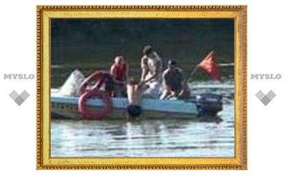 В Тульской области утонули три человека
