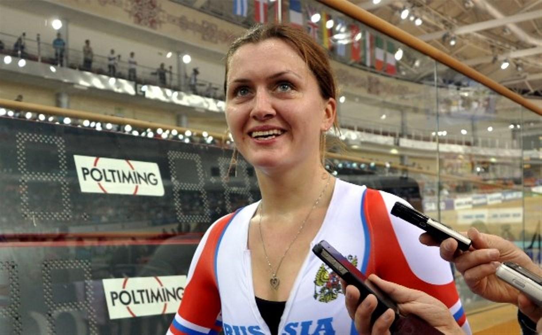 Тульская велогонщица Евгения Романюта будет участвовать в Олимпийских играх в Рио