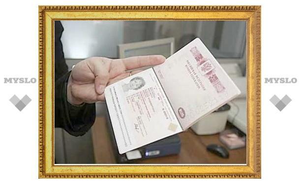 Тулячка в «маскировке» пыталась ограбить банк по поддельному паспорту