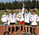Юные тульские легкоатлеты показали свой класс в Адлере