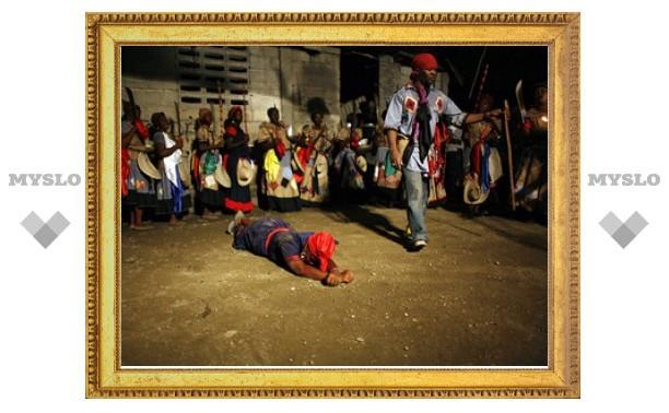 На Гаити линчевали 12 насылающих холеру колдунов