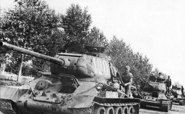 На дне Оки в Тульской области нашли танк Т-34 времён войны
