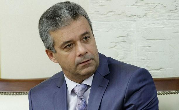 За что арестовали главу администрации Новомосковска Вадима Жерздева