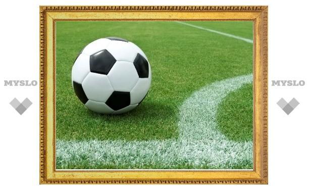 Тульский «Снеговик» назвал первых полуфиналистов футбольного турнира