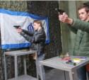 Тульские школьники определили лучших стрелков из пневматики